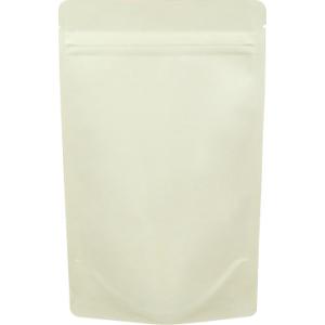 チャック付ALスタンド袋 薄黄140×220