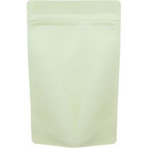 チャック付ALスタンド袋 薄緑140×220