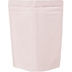 チャック付ALスタンド袋薄ピンク180×240