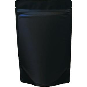 チャック付ALスタンド袋 黒160×270
