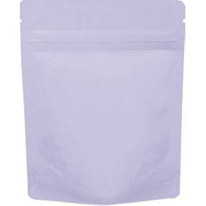 チャックALスタンド袋 薄紫 120×150