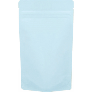 チャック付ALスタンド袋 薄青120×200