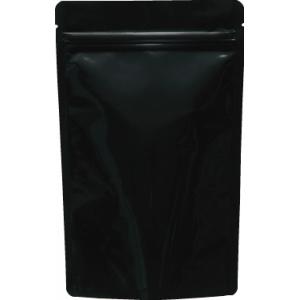 チャック付ALスタンド袋 黒140×220