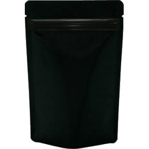 チャック付ALスタンド袋 黒110×170