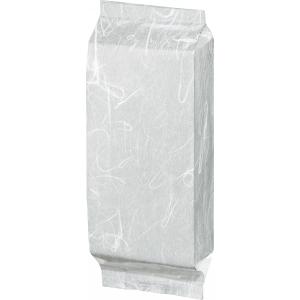 ティーバッグカートン用蒸着袋 白