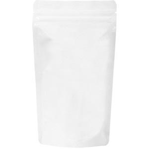 チャック付ALスタンド袋 白130×230