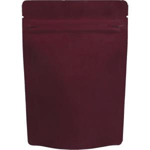 チャック付ALスタンド袋 紫120×170