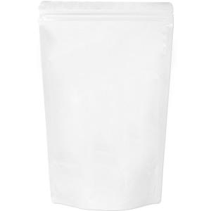 チャック付ALスタンド袋 白240×370