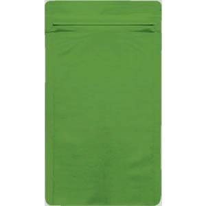 チャック付AL平袋 緑 110×170