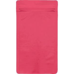 チャック付AL平袋 ピンク 110×170