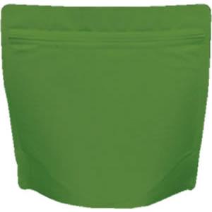 チャック付ALスタンド袋 緑 190×170