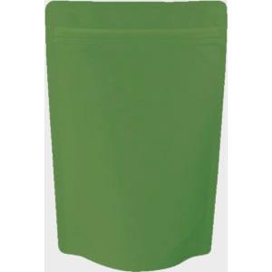 チャック付ALスタンド袋 緑 140×230