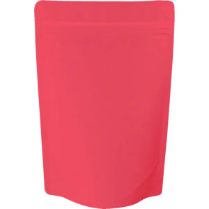 チャック付ALスタンド袋 ピンク 140×230