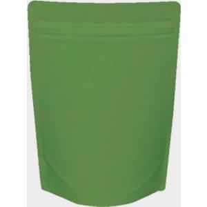 チャック付ALスタンド袋 緑 160×230