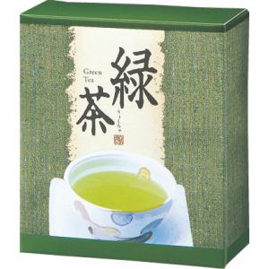 緑茶カートン
