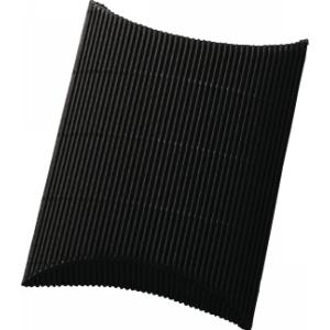ピローカートン(片ダン) 黒 130×180