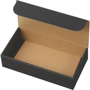 ケースN式 黒 250×130×60:化粧箱net【紙箱/小箱/ギフト箱】