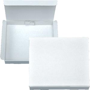 ケースN式 白 255×227×50