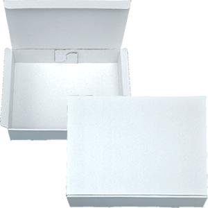 ◆ケースN式 白 340×266×93
