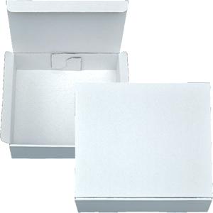 ケースN式 白 257×234×93