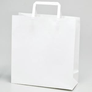 手さげ紙袋 白 260×100×280