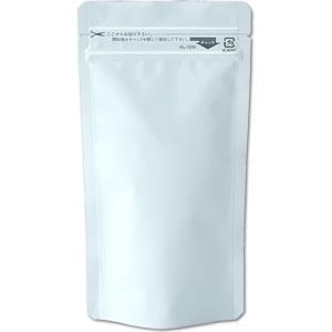AL-10Wチャック付スタンド袋 白100×192