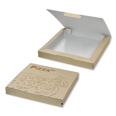 ピザクラフト印刷箱12インチ
