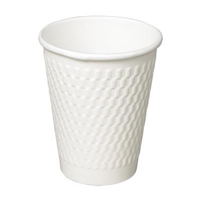 紙コップ KMW-240 ホワイト