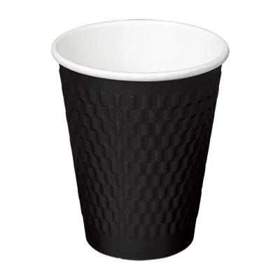 紙コップ KMW-240 ブラック