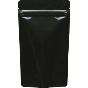 チャック付ALスタンド袋 黒120×200