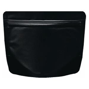 チャック付ALスタンド袋 黒200×160
