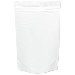 チャック付ALスタンド袋 白 200×320