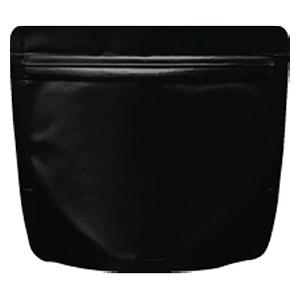 チャック付ALスタンド袋 黒 170×150