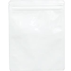 チャック付AL平袋 白150×190