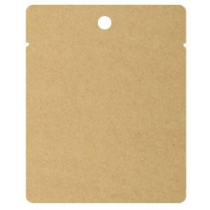 AクラフトアルミNY三方袋 穴あき 100×135