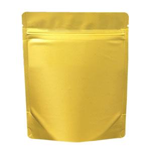 チャック付ALスタンド袋 金 120×150