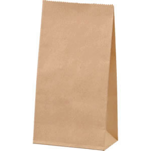 角底クラフト袋90×55×170