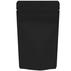チャック付蒸着スタンド袋 黒90×145