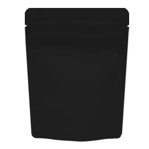 チャック付蒸着スタンド袋 黒120×150