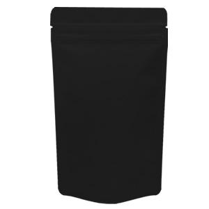 チャック付蒸着スタンド袋 黒120×200