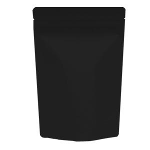 チャック付蒸着スタンド袋 黒160×230