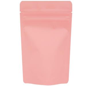 チャック付蒸着スタンド袋 ピンク90×145