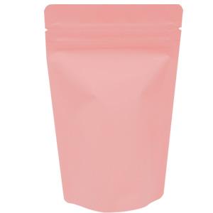 チャック付蒸着スタンド袋 ピンク110×170