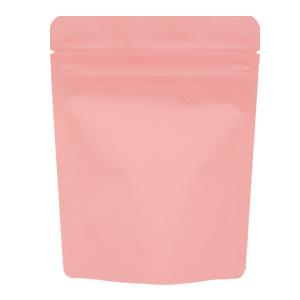 チャック付蒸着スタンド袋 ピンク120×150