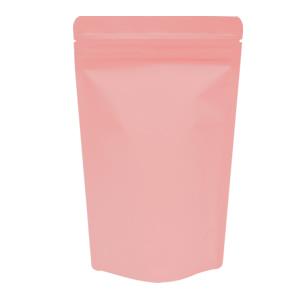 チャック付蒸着スタンド袋 ピンク140×220