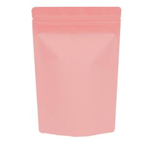 チャック付蒸着スタンド袋 ピンク160×230