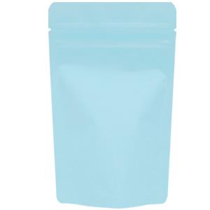 チャック付蒸着スタンド袋 水色90×145