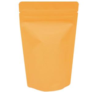 チャック付蒸着スタンド袋オレンジ110×170