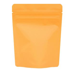 チャック付蒸着スタンド袋オレンジ120×150