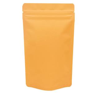 チャック付蒸着スタンド袋オレンジ120×200